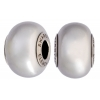 Swarovski Bead 5890 Becharmed 14mm Crystal Pearl Light Grey